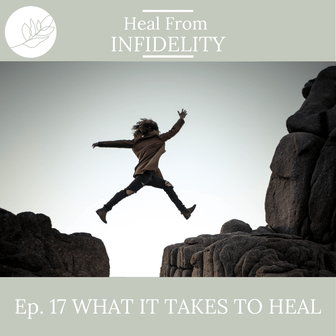 What It Takes To Heal