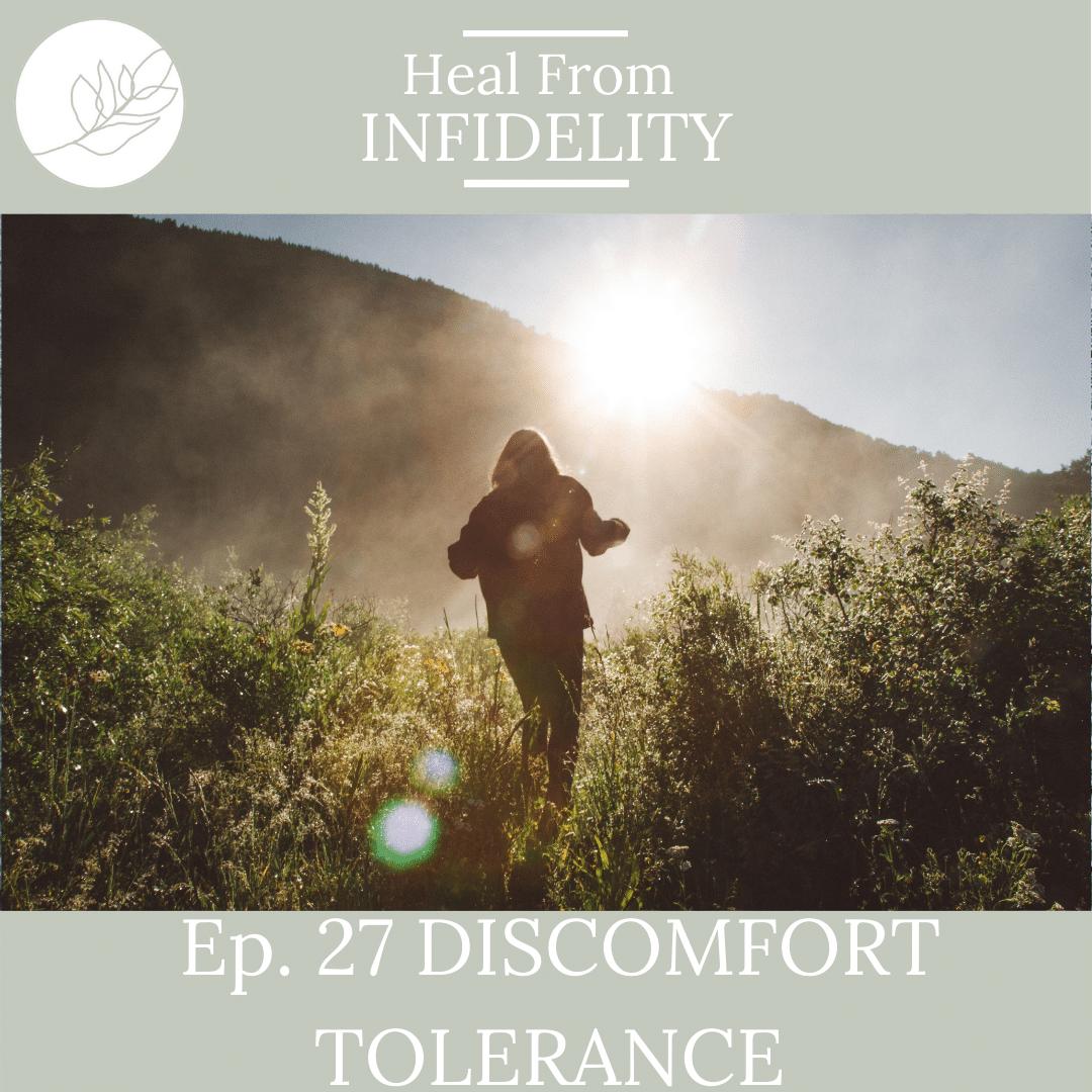 Discomfort Tolerance